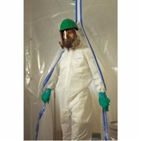 Shieldtech 35 Hood & Boot Disposable Coverall