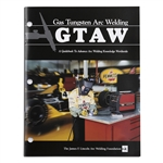 Gas Tungsten Arc Welding Guide Book (JFLF-834)