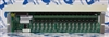 Fisher Rosemount DIS I/O Term Panel, P/N: CL6781X1-A3