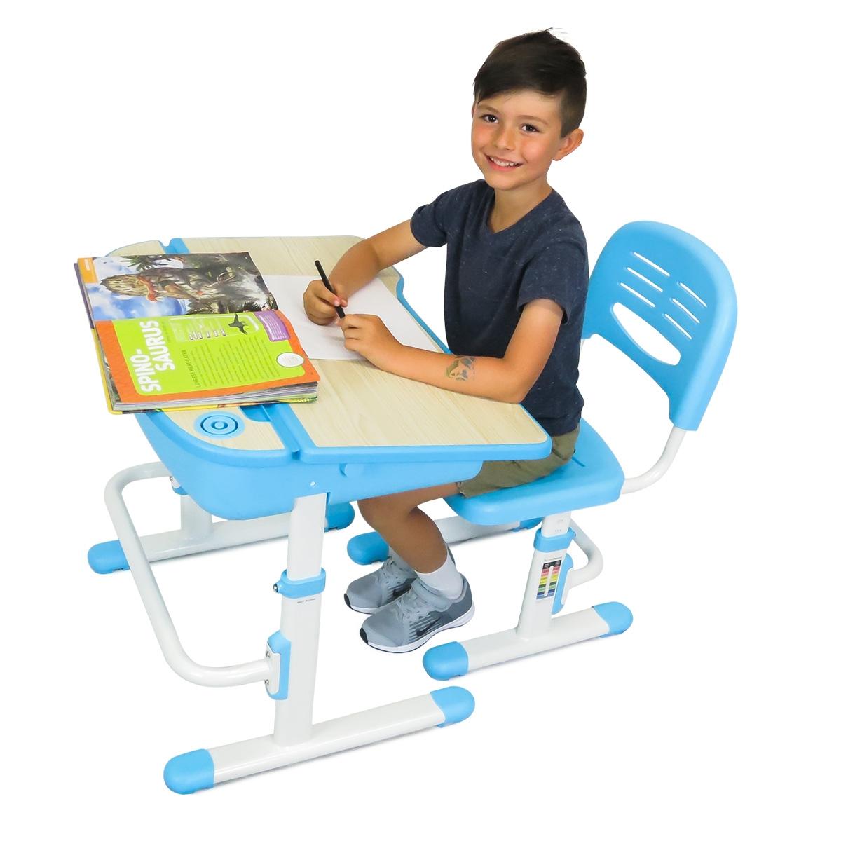 Terrific Kids Deskriser Theyellowbook Wood Chair Design Ideas Theyellowbookinfo