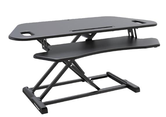 Standing Desk the Corner Pro Height Adjustable Heavy Duty