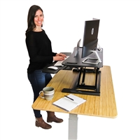 Standing Desk - DeskRiser 37X - Height Adjustable