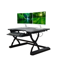 Standing Desk - DeskRiser Pro - Height Adjustable