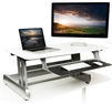 DT2 Standing Desk - the DeskRiser Pro - Height Adjustable