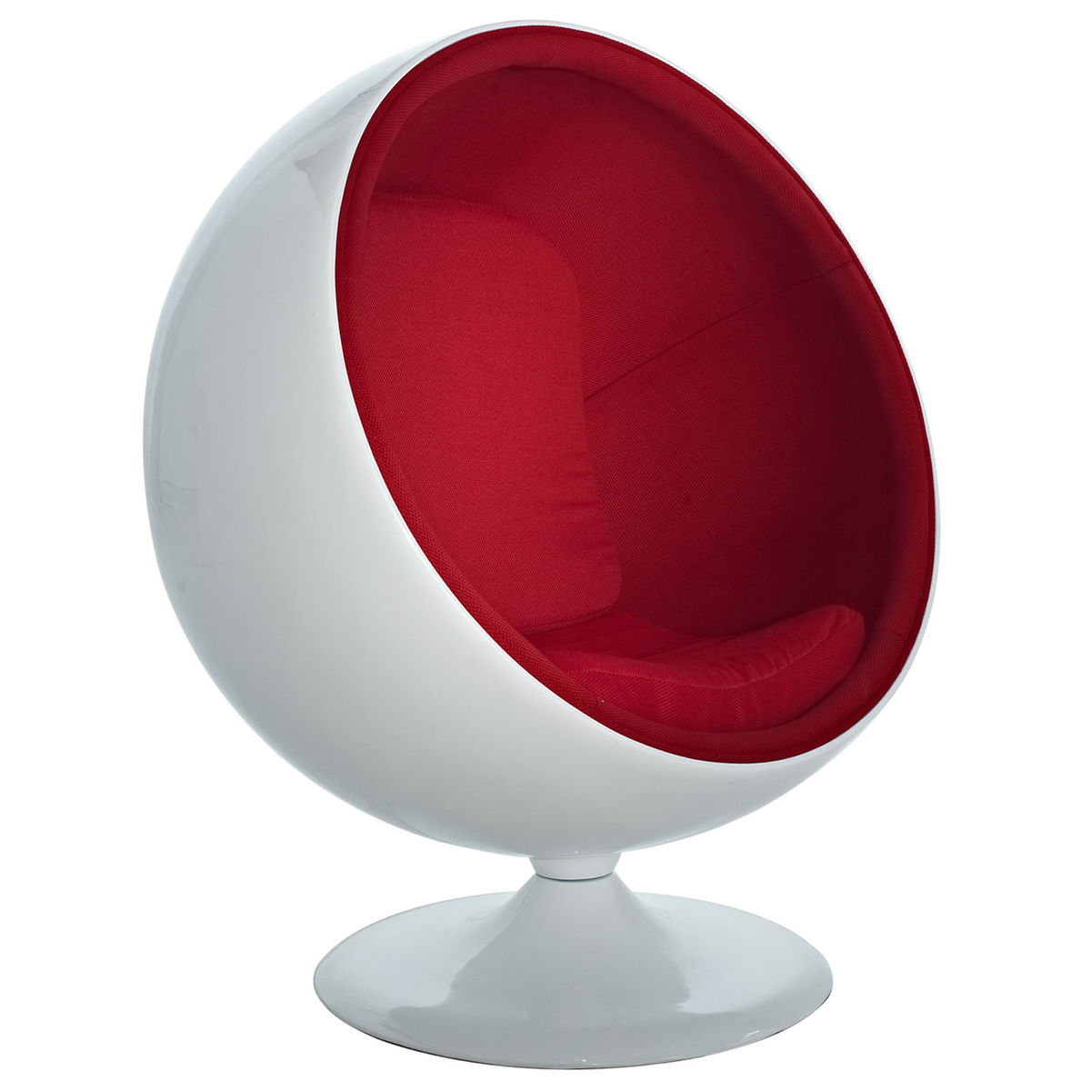 eero aarnio ball chair modern reproduction chair. Black Bedroom Furniture Sets. Home Design Ideas