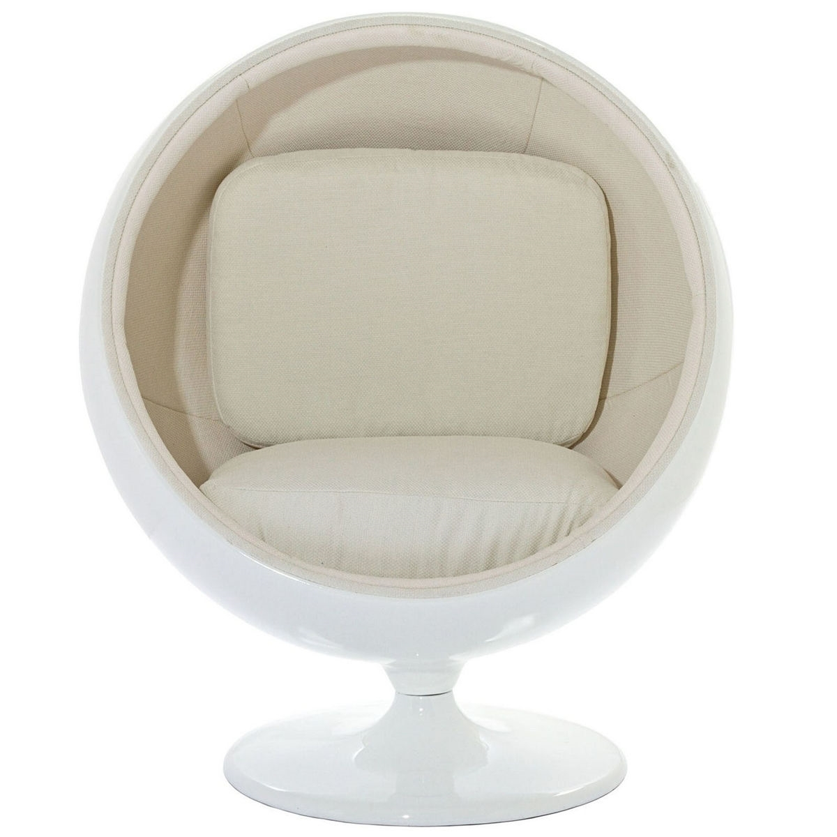 eero aarnio ball chair  modern reproduction chair - our