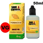 50 ml bottle VG
