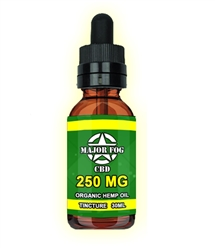 Major Fog Oil 30ml 250mg
