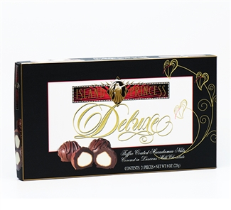 Deluxe Chocolate Toffee Macadamia Nuts Gift Box