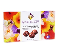 Napua Chocolate Covered Macadamia Nuts