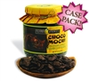 Choco Mochi Chocolate Covered Rice Crackers (case of 6 Jar)