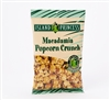 Macadamia Popcorn Crunch Snack Bag