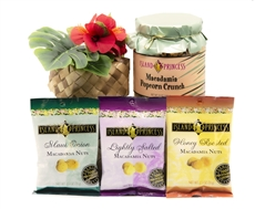 Maui No Ka Oi Gift Box gourmet selection of four of our best sellers!