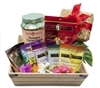 Taste of Paradise Gift Basket gourmet selection of seven favorite flavors!