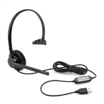 Nuance Dragon USB Headset Designed for Accuracy with Nuance Dragon Professional Individual v15 and Dragon Home Speech Recognition