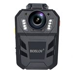 Boblov WA7-D HD Body Worn Camera with Remote Control