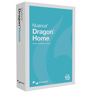 NUANCE Dragon Home v15 - International English
