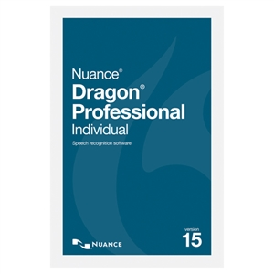 NUANCE DragonProfessional Individual - International English - ESN-K809X-W00-15.0