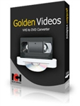 Golden Videos VHS to DVD Converter