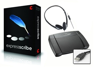 Express Scribe Transcription Starter Kit