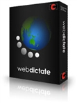 Web Dictate Internet Dictation Software