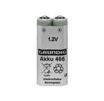 Grundig GD466 Rechargeable Batteries
