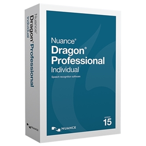 NUANCE DragonProfessional Individual - International English