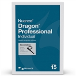 NUANCE DragonProfessional Individual Wireless - International English
