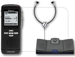 Grundig Digta 7 Starter Kit with USB Foot Control