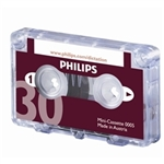 Philips LFH0005 Mini-Cassette