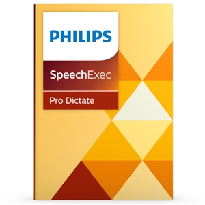 Philips LFH4400/02 SpeechExec Pro Dictate Software