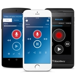 Philips LFH7400 Voice Recorder App