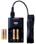 Olympus BC-400 Battery Charger Kit