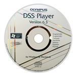 Olympus AS27 DSS Player Version 6.3 Dictation Module
