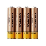 Olympus BR-401 Ni-MH Rechargeable Batteries