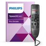 Philips PSE3700 SpeechMike Premium Touch Dictate with Speech Recognition