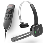 Philips SpeechOne Wireless Headset for Speech Recognition in any environment