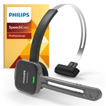 Philips SpeechOne Wireless Headset with SpeechExec Pro Dictate
