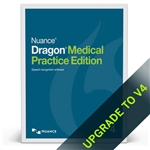 Upgrade to Dragon Medical Practice Edition 4