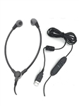 Spectra SH-55 USB Transcription Headset