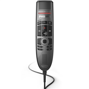 Philips SMP3700/00 SpeechMike Premium Touch Dictation Microphone - 9120056501113