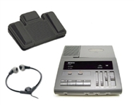 Sony BI-85 Standard Cassette Transcription Machine