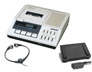 Sony BM-76 Legal / Pace Standard Cassette Transcriber ( Refurbished )