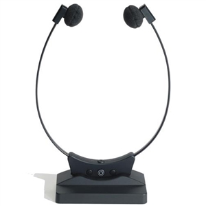 Spectra SP300BT Wireless Transcription Headset with Superb Sound Quality