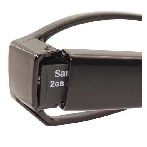 Speak-IT Premier Spy Camera Glasses