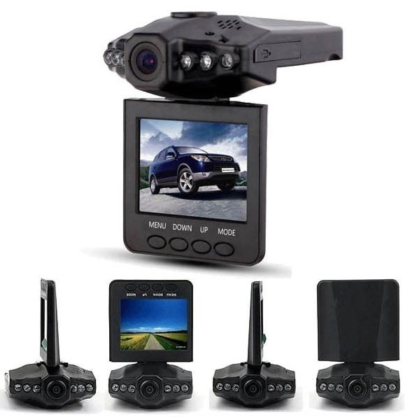HD Car Camera with Night Vision