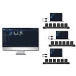 Hytera DEM System basic package (Supports up to 50 x IDS) incl. USB dongle