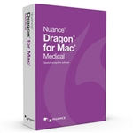 Dragon for Mac Medical 5.0, English