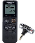 Olympus VN-541PC 4GB with Olympus ME-51S Microphone