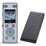 Olympus DM-720 Digital Voice Recorder with CS-150 Carrying Case